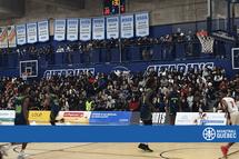 Du basket collégial au Centre sportif de l'UQAM