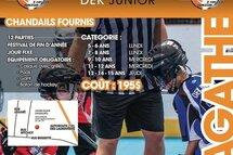 Il y aura du Dek Hockey à Ste-Agathe cet été