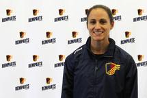 Dana Rittmaster nommée entraineure-chef de l'équipe Remparts M11 Élite