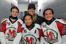 Le hockey... au féminin !