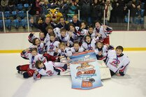 Patriotes St-Eustache Gagnants Pee-Wee BB