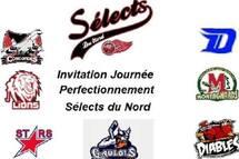 Invitation Journée Perfectionnement #2 Sélects du Nord