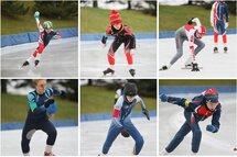 Le Camp longue piste de Québec s'adresse à tous les patineurs de 8 ans et plus! Venez jouez dehors!