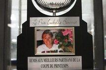 ***La 4ième édition du prix Isabelle Bourret***