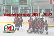 Les inscriptions pour la saison 2021-2022, c'est maintenant !
