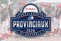 Voici les endroits où auront lieu les prochains championnats provinciaux