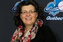 Lise Déry, nouvelle présidente du baseball féminin