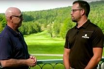 Vidéo | Golf Owl's Head
