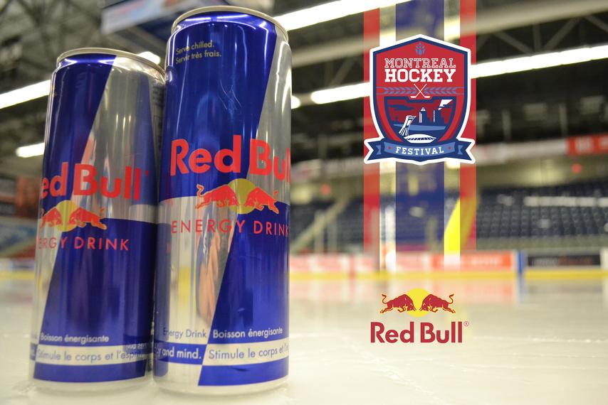Red Bull Canada se joint au Festival Hockey Montréal