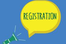 Update on 2021-2022 registration