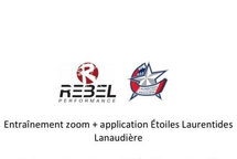 Lundi 11 Janvier 2021 début de la nouvelle collaboration pour la tenue de séances d'entrainements professionnelle via plateforme zoom