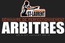 LE SÉMINAIRE DE PERFECTIONNEMENT DES ARBITRES DE FRANÇOIS ST-LAURENT EST DE RETOUR !