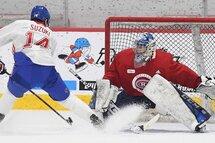 Alexis Shank fier d'avoir participé au camp des espoirs des Canadiens