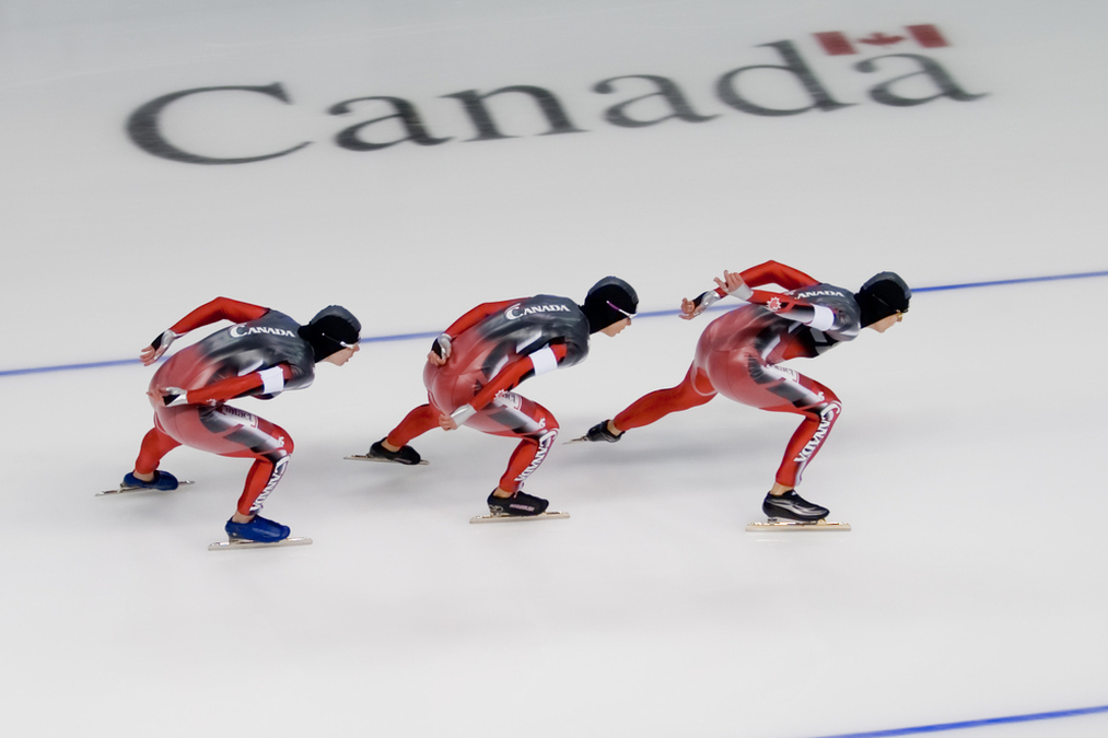 Speed Skating Canada