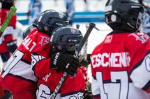 Des stratégies pour se bâtir une confiance au hockey
