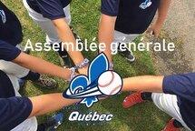 Invitation à la 1re partie de l'AGA de la FBAQ-Région de Québec