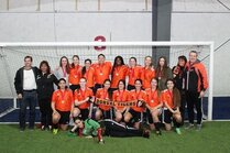 U16F-AA Lac St. Louis Indoor League Champs