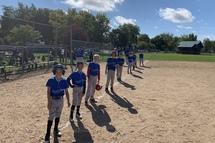 Baseball Laval dresse un bilan satisfaisant d'une saison très spéciale