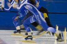 Un grand total de 75 patineurs québécois prendra part à la Qualification nationale de Calgary de jeudi à dimanche. — Fotosports.ca