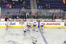 La jeune troupe de l'entraîneur Patrice Martineau à reçu un traitement privilège lors du match d'ouverture de la nouvelle concession de la ligue Américaine de hockey.