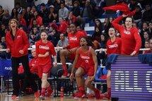 L'équipe canadienne U16 remporte la deuxième place au championnat américain de la FIBA