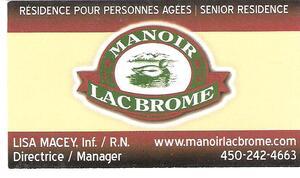 Manoir Lac Brome