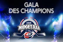 Gala de la Ligue de développement M18 AAA du Québec: Des gagnants honorés, un nouveau nom et une nouvelle identité