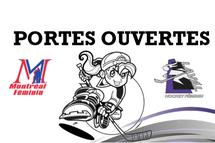 Activité PORTES OUVERTES Laval-Montréal!!