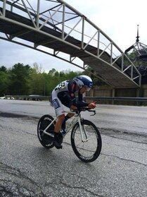 Lex Albrecht - Killington Stage Race - Contre-la-M