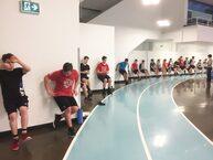 55 joueurs au pré-camp Forestiers-Citadelles