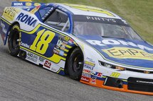 Image of Tagliani's car in Saskatoon Photo credit: Perry Nelson