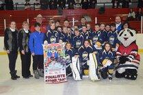 Finalistes Classe AA - Champlain Québec Centre