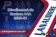 Dévoilement de la formation Bantam AAA