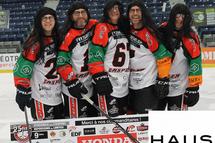 Haus Immobilier en est à une 2e participation comme partenaire avec le 25 heures de hockey