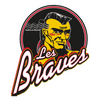 BRAVES de VALLEYFIELD logo