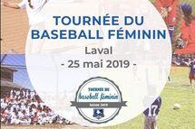 Journée du baseball féminin le 25 mai
