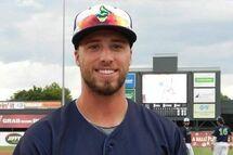 Marc-Antoine Bérubé en sera à sa troisième saison dans le baseball affilié et à son deuxième camp d'entrainement du baseball professionnel.