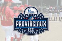 Précisions sur les championnats provinciaux Puribec 2021