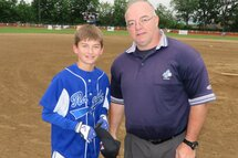 Ryan Cotton Player of the game for Guelph Royals Ontario