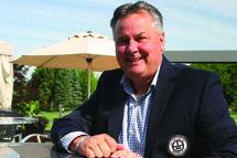Patrice Forcier, directeur général du Club de golf de la Vallée du Richelieu