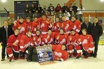 Tournoi Provincial A.P.B.M. de St-Tite - Lions Mid