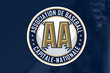 L'association de baseball AA de la Capitale-Nationale nous dévoile ses équipes