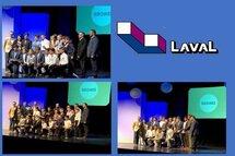 3 équipes lavalloises honorées au Mérite Lavallois