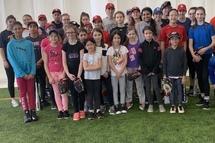 Camp d'hiver Baseball Féminin LSL
