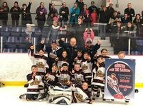 Champions Novice C section Nord-Est