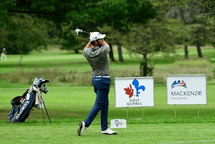 Six Québec players make the cut at the Mackenzie Investments Open