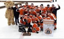 Lions - Champions - Tournoi provincial Midget d'Ac