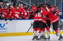 Matthew Murnaghan/Hockey Canada Images