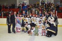 Champions Classe B - Panthères Delta-Laval