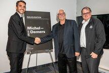 Laval honore son président, Michel Demers